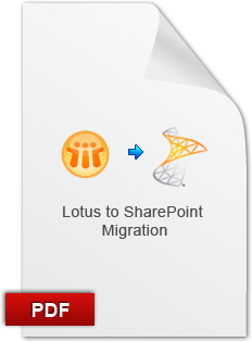 Lotus-to-SharePoint-Migration