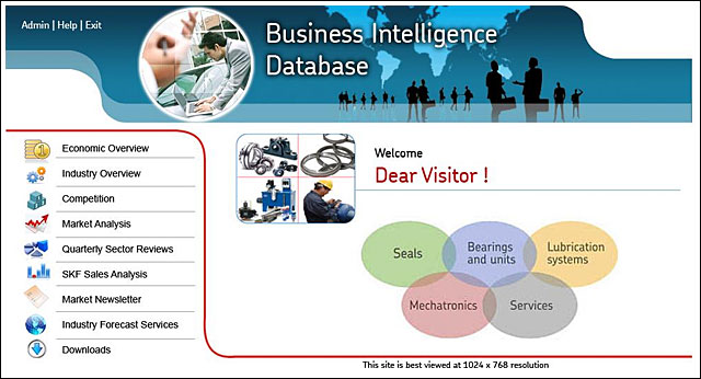 SharePoint Business Intelligence Services Company India